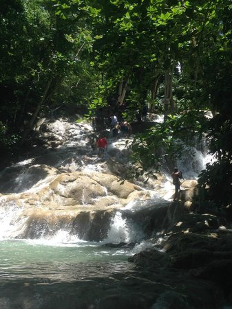 Dunn's River Falls and Park : Dunn's River Falls