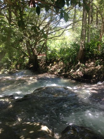 Dunn's River Falls and Park: Dunn's River Falls