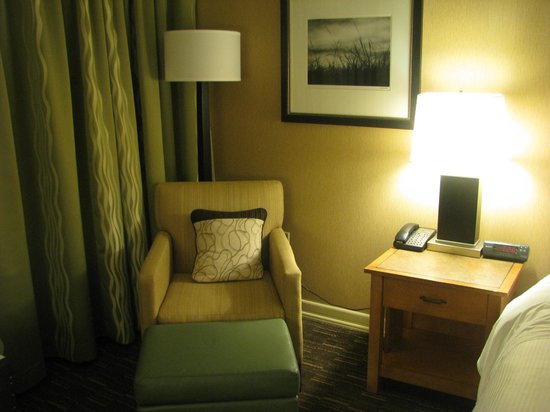 The Westin Westminster : The room