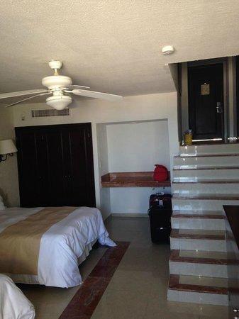 Gran Caribe Resort: Our suite