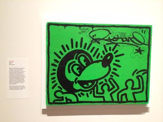 "Museum of the City of New York: from the ""City as Canvas"" graffiti art exhibit"