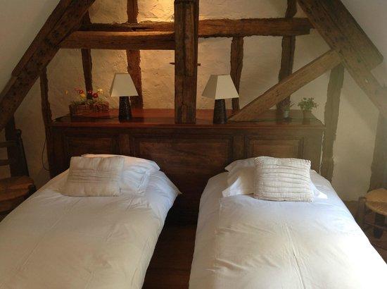 La Heraudiere : Bedroom