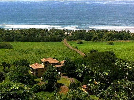 Hotel Laguna Mar: san miguel beach entrance