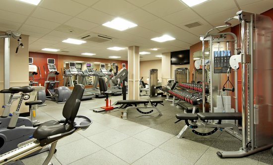 24 Hour Gym Picture Of Novotel London Stansted Airport
