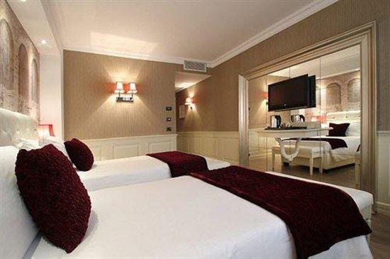 Hotel Giberti: habitación doble