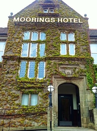 BEST WESTERN Motherwell Centre Moorings Hotel : Beautiful old building - great character