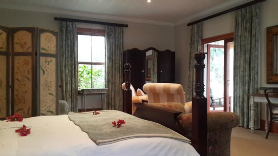 Leeuwenbosch Country House: Room