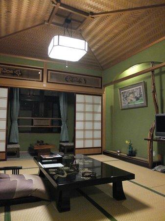 Yatsusankan: Japanese-style room