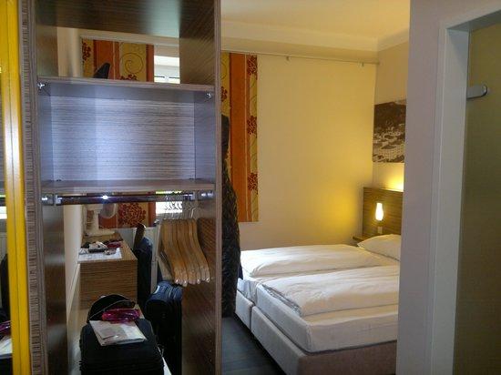 Hotel Hofwirt Salzburg: La stanza