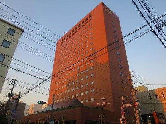 Hotel New Carina: 外観