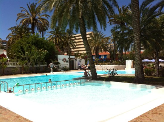 San Valentin & Terraflor Park: 2nd pool