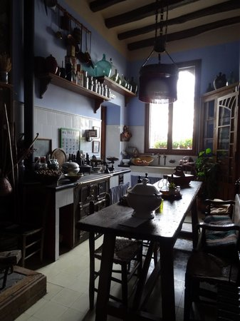 Casa Leonardo: Ancienne cuisine