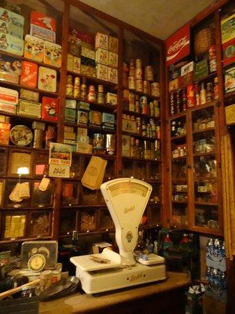 Casa Leonardo: L'ancienne épicerie des grands-parents