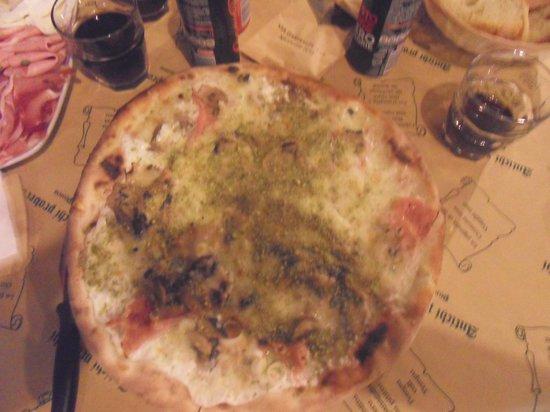 Antichi Proverbi: pizza