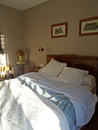 Casa Leonardo: notre chambre