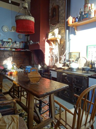 Casa Leonardo: L'ancienne cuisine