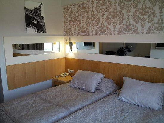 Lycus Beach Hotel: notre chambre