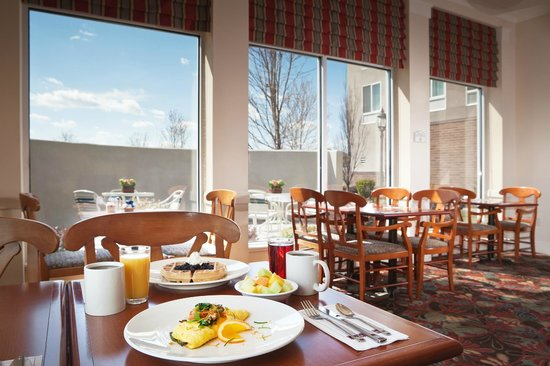 Hilton Garden Inn Tri-Cities/Kennewick: A delicious and healthy start to the day.