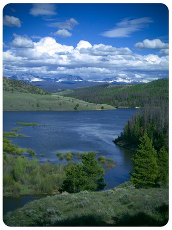 C Lazy U Ranch : Amazing Views - Scenic Overlook