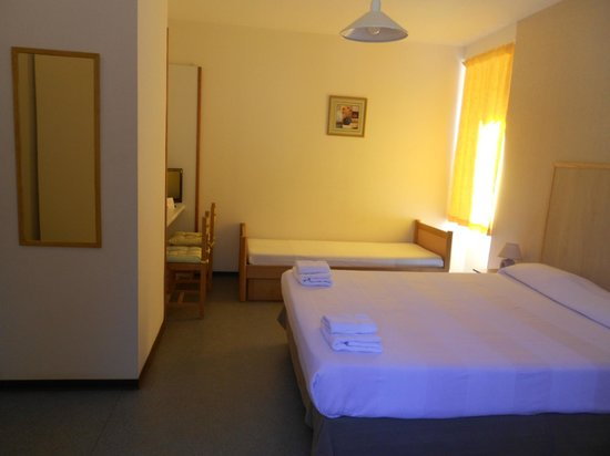 Residence du Rougier: Chambre triple
