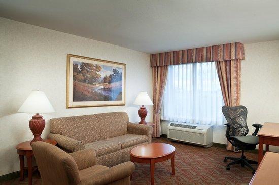 Hilton Garden Inn Tri-Cities/Kennewick: Our Spacious King Suite