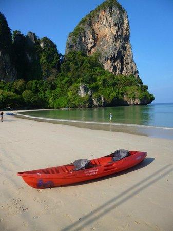 Sand Sea Resort: Playa donde del hotel