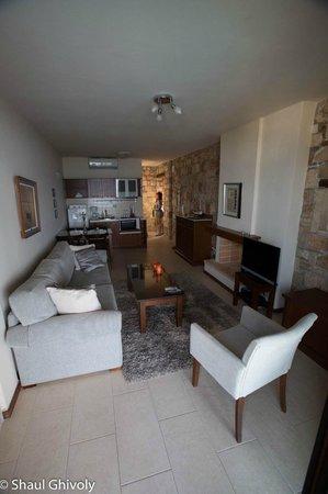 ENALIO Suites: Suite #3 - Living room