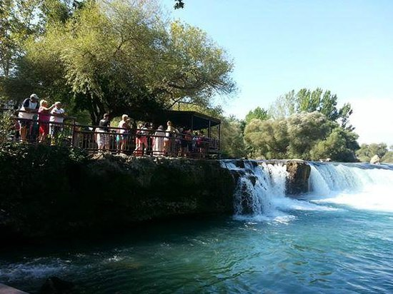 Manavgat Waterfall and River: M4