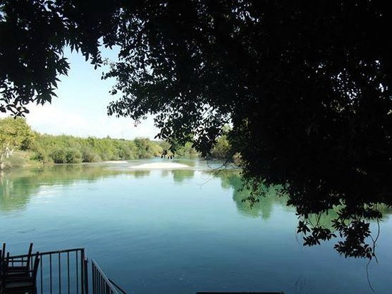 Manavgat Waterfall and River: M1