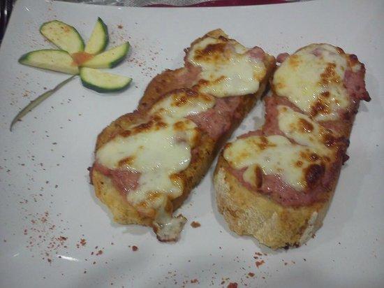 Osteria Le Sorelline: antipasto