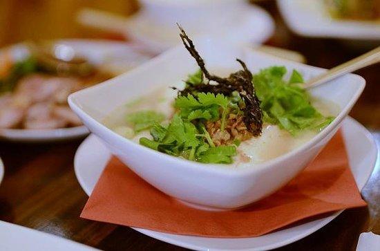 Bar & Restaurant Shan Shan: Hausgemachte frische Tofukäse Pekingart