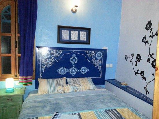 Casa Elias Chaouen: Casa azul