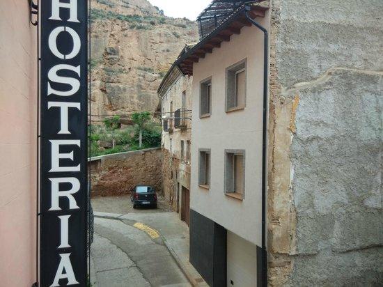 Casa Galindo: vista desde la habitacion 4