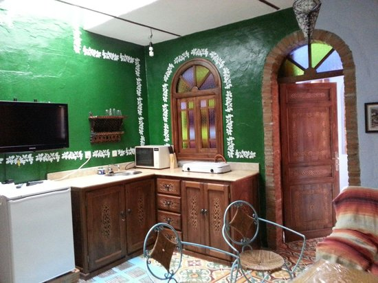 Casa Elias Chaouen: Cocina