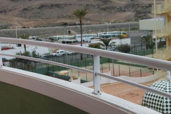 IFA Buenaventura Hotel: Lärm, überall nur Lärm