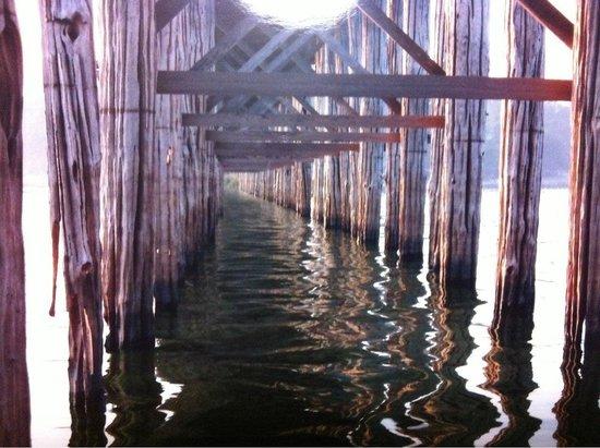 Pont d'U Bein : Amarapura. アマラプラにて!