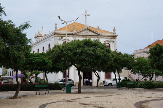 Igreja Nossa Senhora da Graca: Еще светло