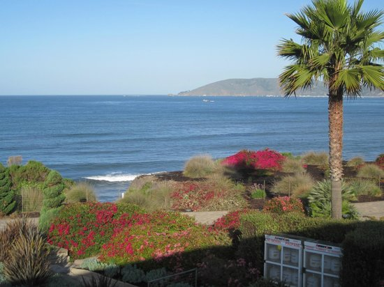Spyglass Inn : View from our Room