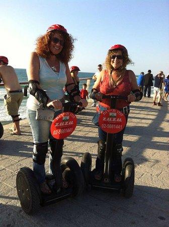 Zu-Zu Segway Tours: Zuzu Segway Tours Tel Aviv