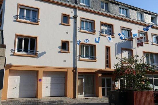 Hôtel Des Halles : Garage