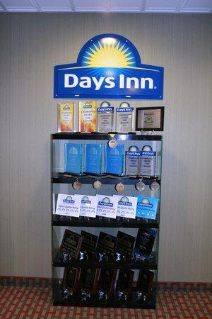 Days Inn Lebanon/Fort Indiantown Gap: Awards