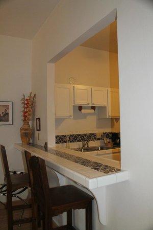 Canyon Rose Suites: Suite 5 - Kitchen