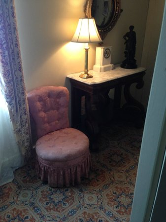Monmouth Historic Inn Natchez: Room view