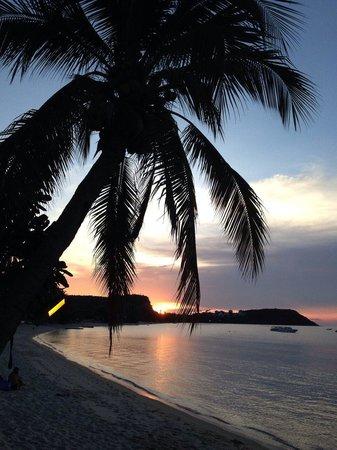 Ocean 11 : sunset