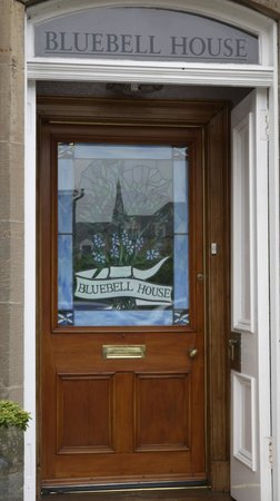 Bluebell House: l'entrée