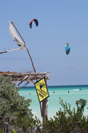Sol Cayo Guillermo: Kiting Zone
