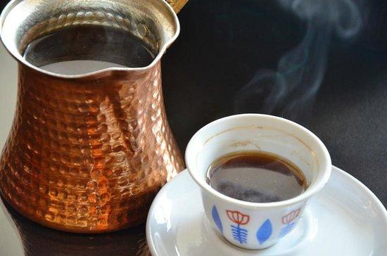 Marjaba Cafe: cafe arabe