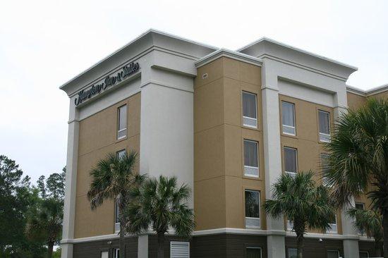 Hampton Inn & Suites by Hilton,  Bluffton-Sun City: Outside