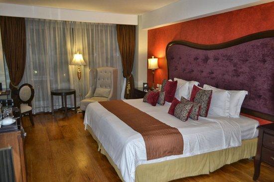 Hotel Celeste: Bedroom