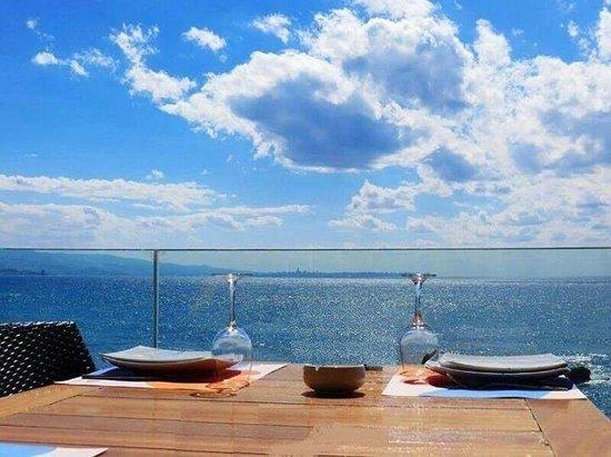 Marinus Restaurant: Seaview